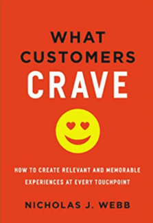 best marketing books - what customers crave
