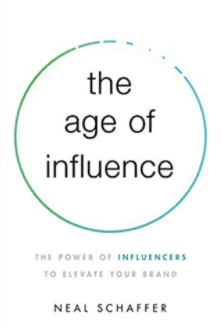 Best marketing books - the age of influence